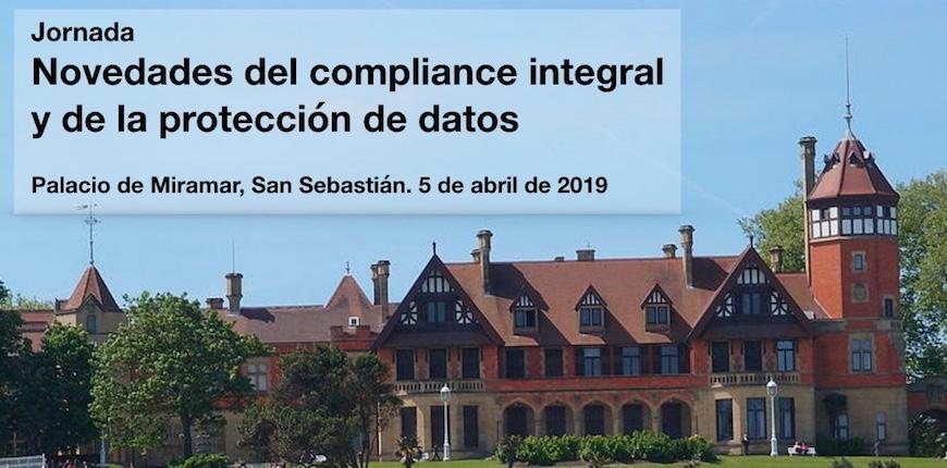 Novedades del compliance integral y de la protección de datos