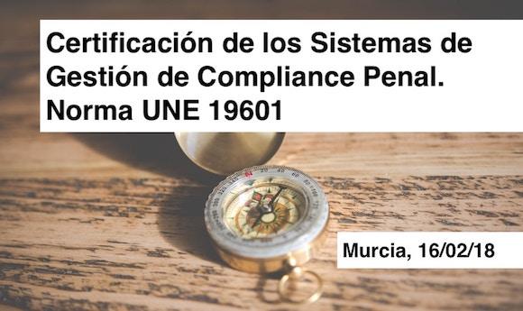 Presentación de la Delegación Territorial de Cumplen en Murcia