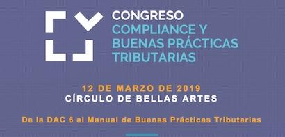 Éxito del Congreso Compliance y Buenas Prácticas Tributarias organizado por Lefebvre