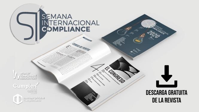 Revista de la Semana Internacional del Compliance