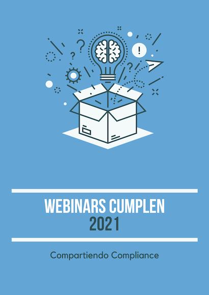 Programación de los Webinars Cumplen de enero 2021