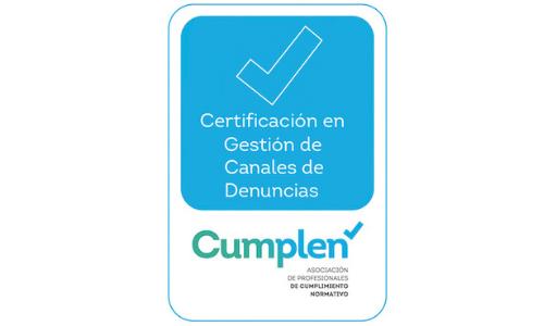 CUMPLEN lanza la primera Certificación en Gestión de Canales de Denuncia (GCD)