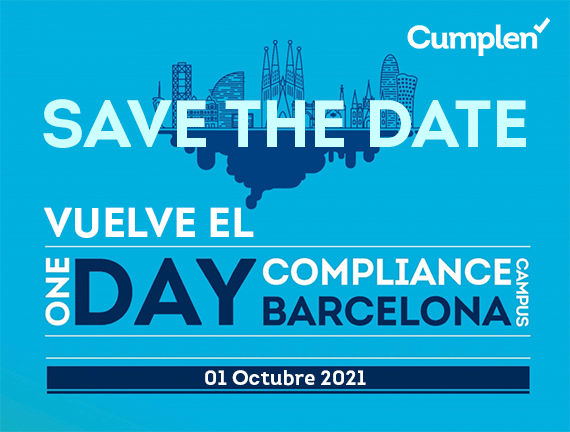 ONE DAY COMPLIANCE BARCELONA Campus