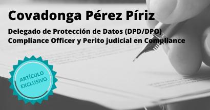 Los aspectos más relevantes de la Auditoría conforme al RGPD y la LOPD 3/2018. Covadonga Pérez Píriz. Socia Cumplen