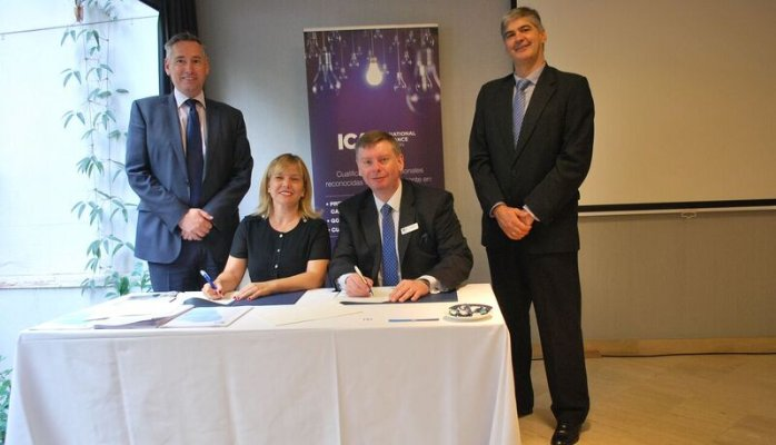 Cumplen y la ICA (International Compliance Association) firman un acuerdo de colaboración