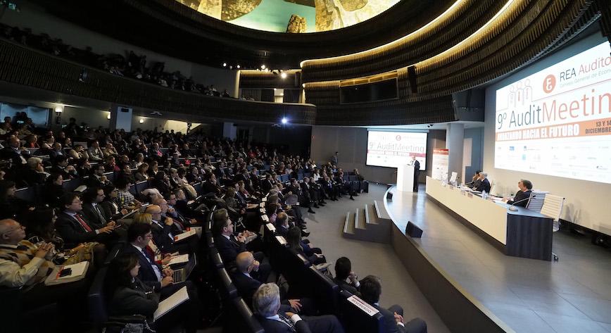 Auditmeeting 2019: 12 y 13 de diciembre en Madrid