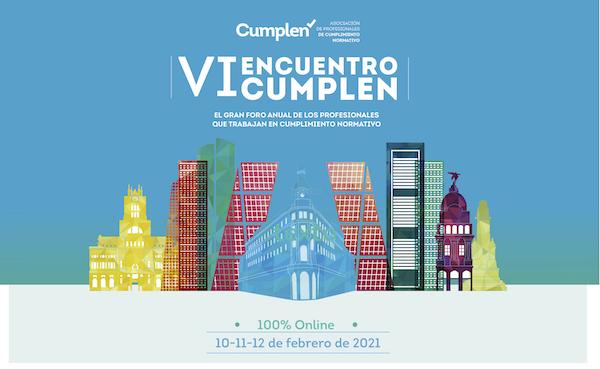 VI ENCUENTRO CUMPLEN. 10, 11 y 12 de febrero de 2021
