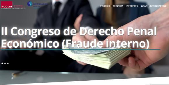 II Congreso de Derecho Penal Economico (Fraude Interno)