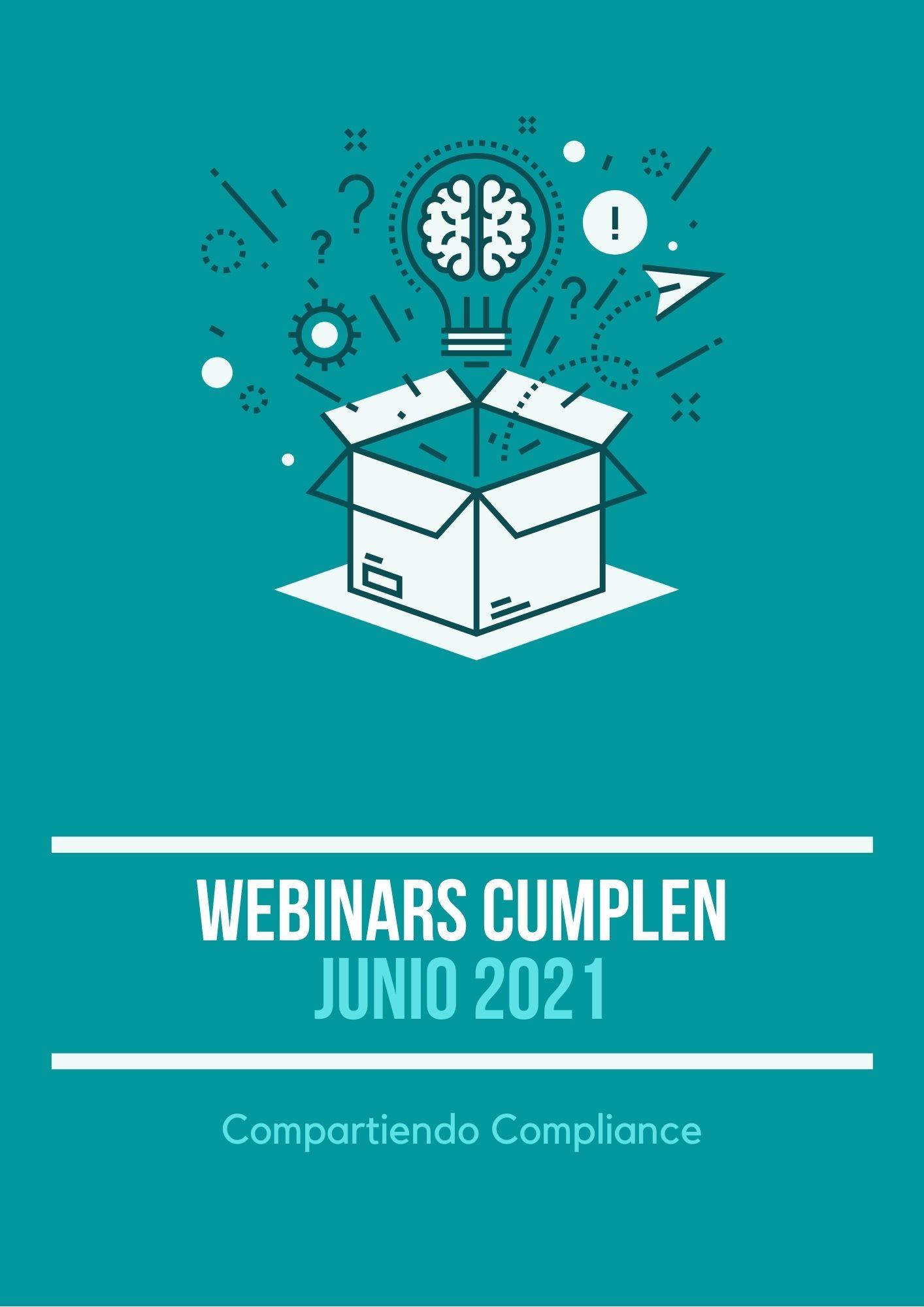 PROGRAMACIÓN WEBINARS CUMPLEN JUNIO